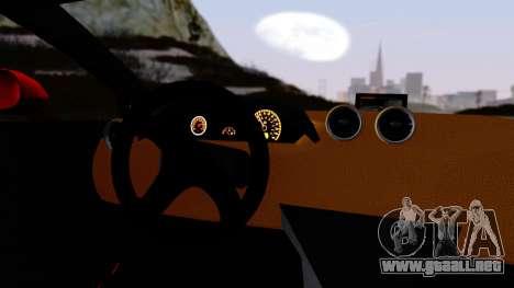 Arrinera Hussarya v2 Carbon para la visión correcta GTA San Andreas