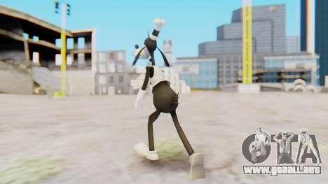 Kingdom Hearts 2 Goofy (Toon) Timeless River para GTA San Andreas tercera pantalla