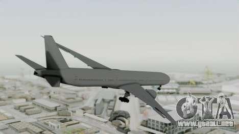 Boeing 777-9x Paintkit para GTA San Andreas left