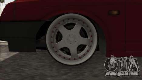 VAZ 2108 DropMode para visión interna GTA San Andreas