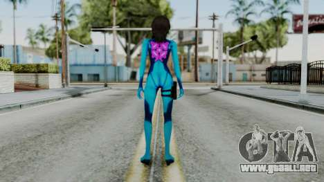Fatal Frame 5 Yuri Zero Suit para GTA San Andreas tercera pantalla