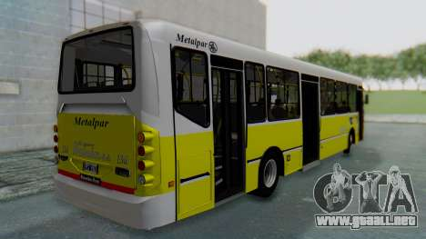 Mercedes-Benz 1718L-SB Linea 148 para GTA San Andreas left