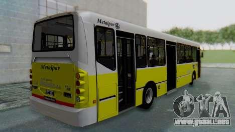 Mercedes-Benz 1718L-SB Linea 148 para GTA San Andreas left