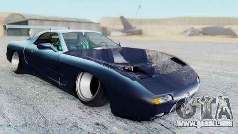 ZR-350 Stance para la visión correcta GTA San Andreas