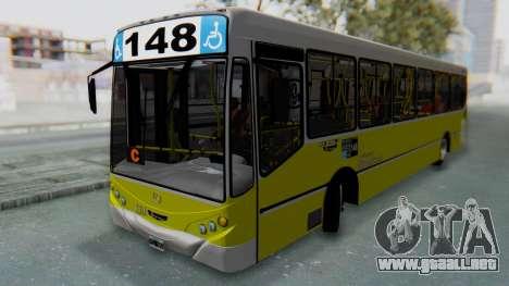 Mercedes-Benz 1718L-SB Linea 148 para la visión correcta GTA San Andreas