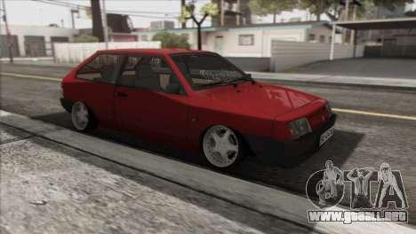 VAZ 2108 DropMode para la visión correcta GTA San Andreas