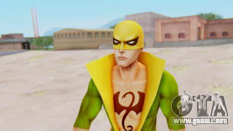 Marvel Future Fight - Iron Fist para GTA San Andreas