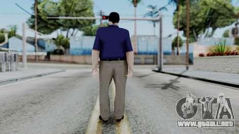 Atendedor de Boludos para GTA San Andreas tercera pantalla