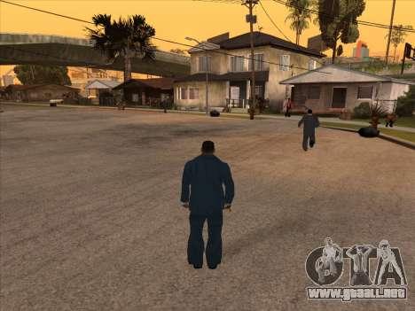 La mafia rusa en Ganton para GTA San Andreas segunda pantalla