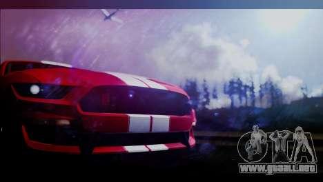 Raveheart 248F para GTA San Andreas séptima pantalla