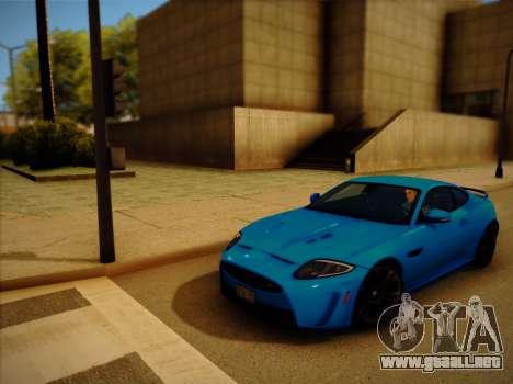 ENB GreenStyle V7.1 para GTA San Andreas segunda pantalla