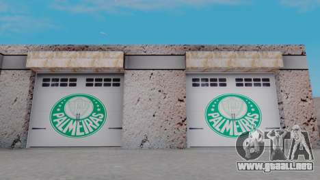 New Garage in San Fierro para GTA San Andreas segunda pantalla