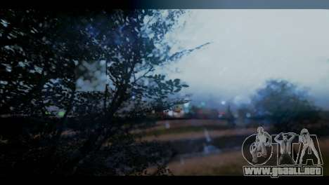 Raveheart 248F para GTA San Andreas tercera pantalla