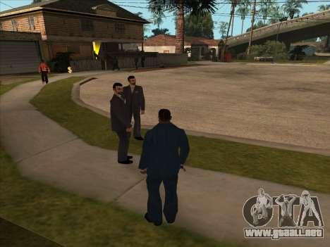 La mafia rusa en Ganton para GTA San Andreas tercera pantalla