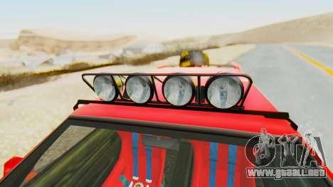 Virgo v2.0 para la visión correcta GTA San Andreas