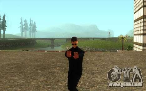 La Visita De Wu Zi Mu para GTA San Andreas