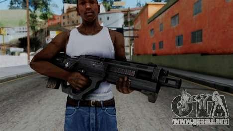 CoD Black Ops 2 - SMR para GTA San Andreas tercera pantalla