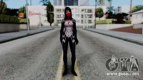 Marvel Future Fight - Silk v1 para GTA San Andreas segunda pantalla