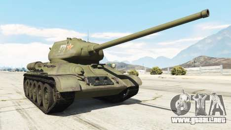T-34-85 para GTA 5