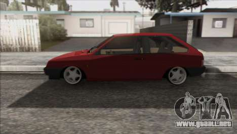 VAZ 2108 DropMode para GTA San Andreas left