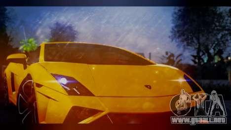 Raveheart 248F para GTA San Andreas sucesivamente de pantalla
