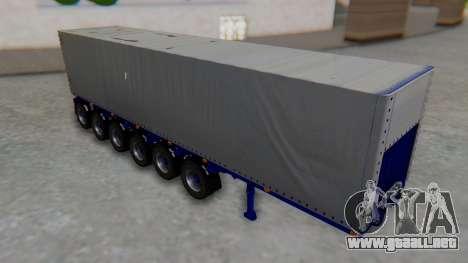 Trailer Colis Blue para GTA San Andreas