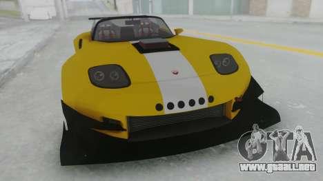 GTA 5 Bravado Banshee 900R Tuned para GTA San Andreas