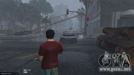 GTA 5 After Us: Rodeo tercera captura de pantalla