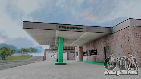 New Garage in San Fierro para GTA San Andreas tercera pantalla