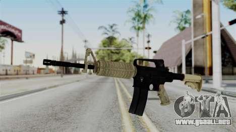M16 A2 Carbine M727 v3 para GTA San Andreas