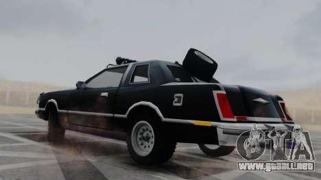 Virgo v1.0 para GTA San Andreas left