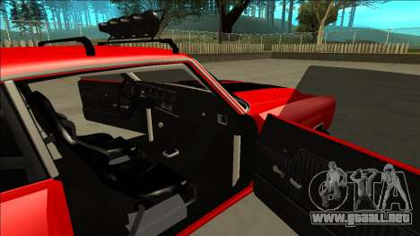 Chevrolet Chevelle Rusty Rebel para GTA San Andreas