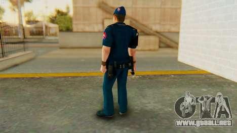 Lapd1 para GTA San Andreas tercera pantalla