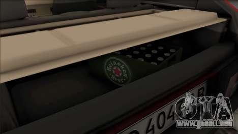 VAZ 2108 DropMode para la vista superior GTA San Andreas