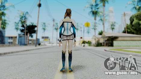 Wang Yuanji DW7 v2 para GTA San Andreas tercera pantalla