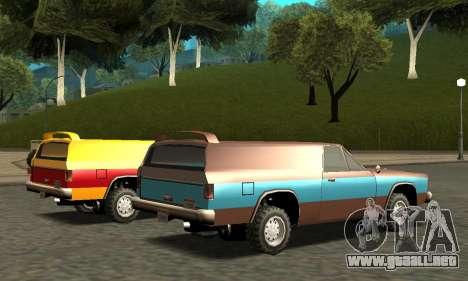 Picador Vagon Extreme para el motor de GTA San Andreas