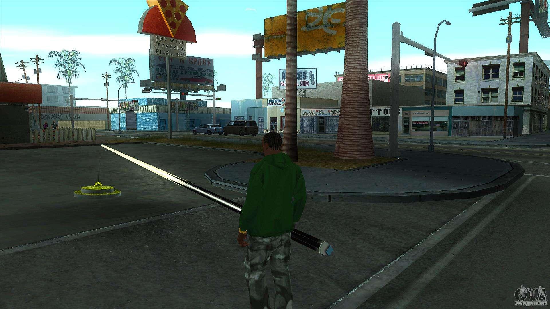 Cleo mod Installer för GTA San Andreas nedladdning