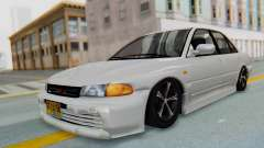 Mitsubishi Lancer седан para GTA San Andreas