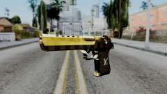 Deagle Louis Vuitton Version para GTA San Andreas