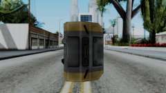 CoD Black Ops 2 - Galvaknuckles para GTA San Andreas