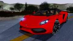 Arrinera Hussarya v2 Carbon para GTA San Andreas