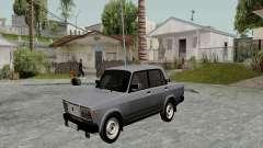 Ваз 21074 Beige Belleza v2 para GTA San Andreas