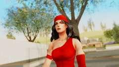 Marvel Future Fight - Elektra para GTA San Andreas