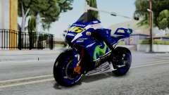 Yamaha YZR-M1 VR46 para GTA San Andreas