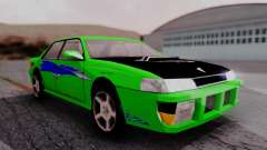 Sultan F&F Eclipse PJ para GTA San Andreas