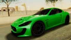 Maserati Gran Turismo Tron para GTA San Andreas