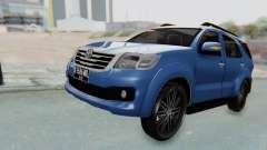 Toyota Fortuner TRD Sportivo Vossen para GTA San Andreas