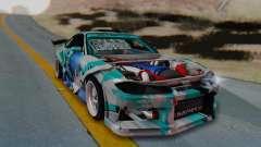 Nissan Silvia s15 Itasha [EDE-Crew]