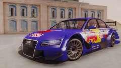 Audi A4 2008 DTM para GTA San Andreas