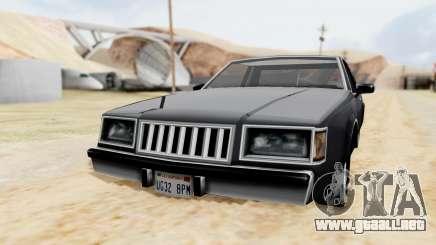MajesticX para GTA San Andreas